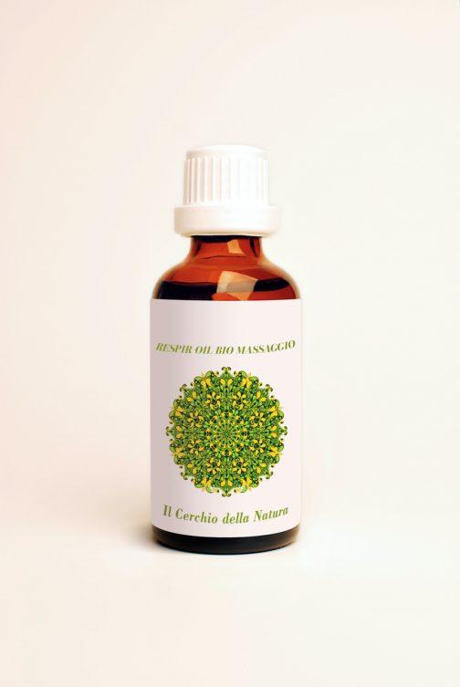 Respir oil massaggio